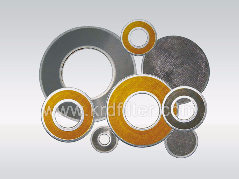 The Stainless Steel Filter Disc