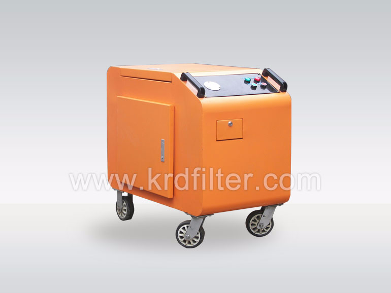 Box-Type Oil Purifier Machine